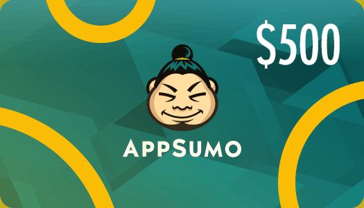 AppSumo Ultimate Hustler Giveaway